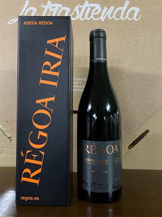 Tecnovino vino en Galicia Regoa Iria