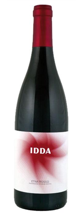 Tecnovino San Valentin vino Idda Rosso