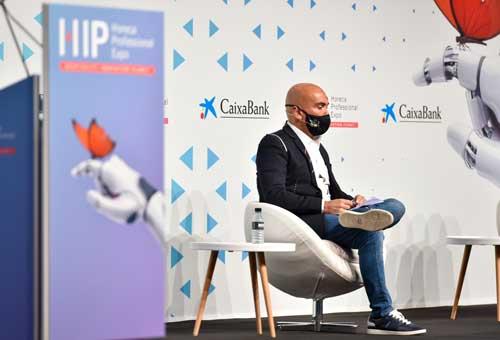Tecnovino Kike Sarasola CEO de Room Mate Hotels en HIP