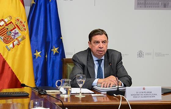 Tecnovino Luis Planas Mapa fondos adicionales para el sector del vino