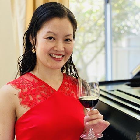 Tecnovino Masters of Wine 2021 Susan Lin MW