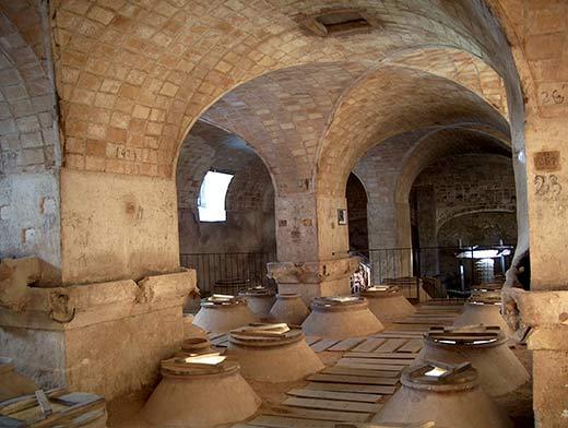 Tecnovino Ruta del Vino Bullas Museo del Vino