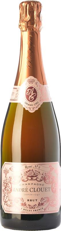 Tecnovino Vinissimus vinos mujeres André Clouet Rosé Grand Cru