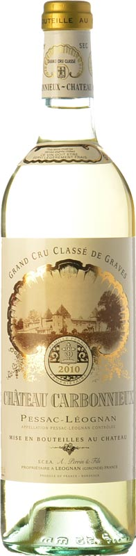 Tecnovino Vinissimus vinos mujeres Chateau Carbonnieux Blanc