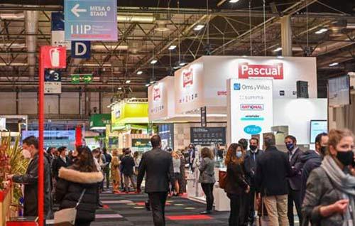 Tecnovino feria HIP Horeca Professional Expo 2021 detalle