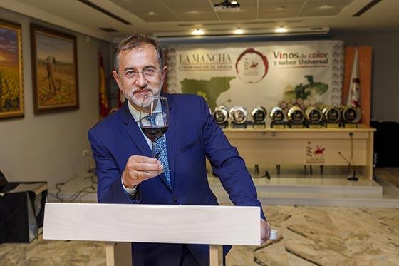 Tecnovino mejores vinos de Castilla-La Mancha Pedro Carreño