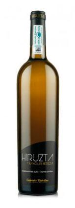 Tecnovino vinos para regalar Hiruzta Txakoli Berezia