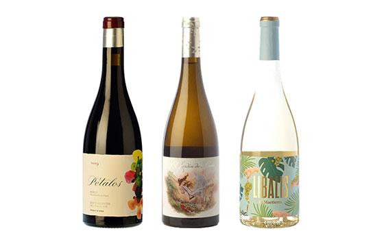 Tecnovino vinos primavera Vinissimus detalle