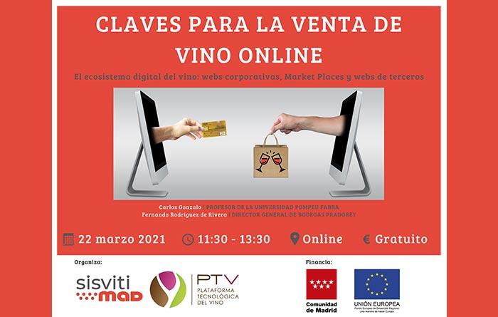 Tecnovino webinar venta de vino online
