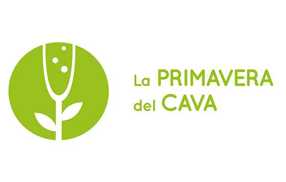 Tecnovino La Primavera del Cava AECAVA logo detalle