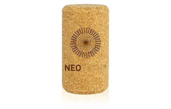 Tecnovino Masilva TCA de los granulos de corcho Neotech detalle
