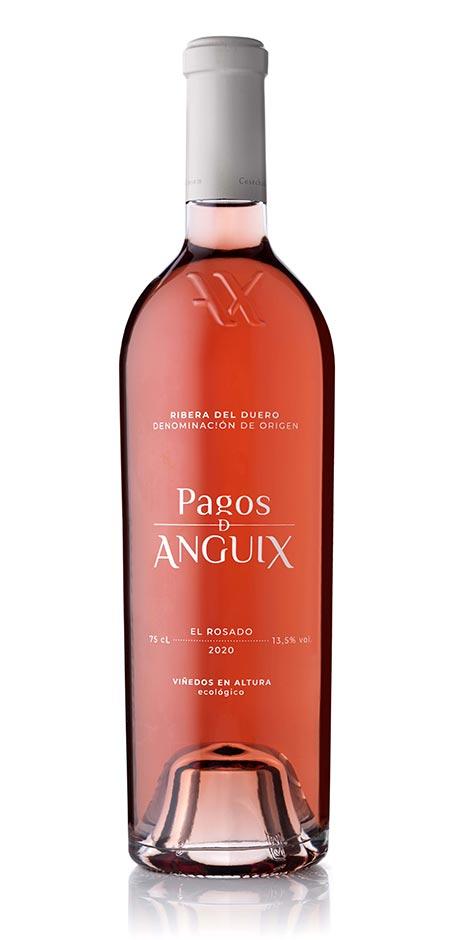 Tecnovino Pagos de Anguix El Rosado