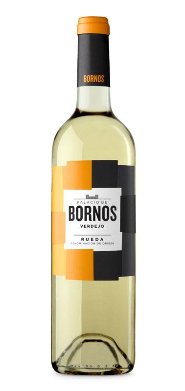 Tecnovino Palacio de Bornos verdejo botella