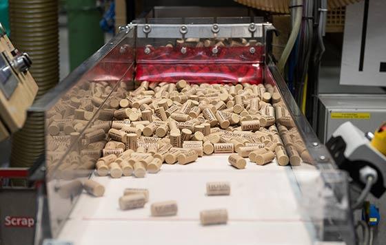 Tecnovino Vinventions cierres para vino producción detalle