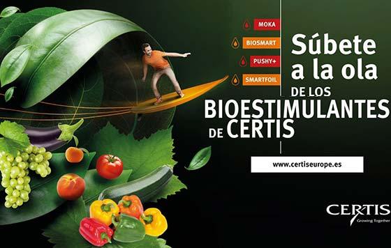 Tecnovino bioestimulantes para vid de vinificacion Certis