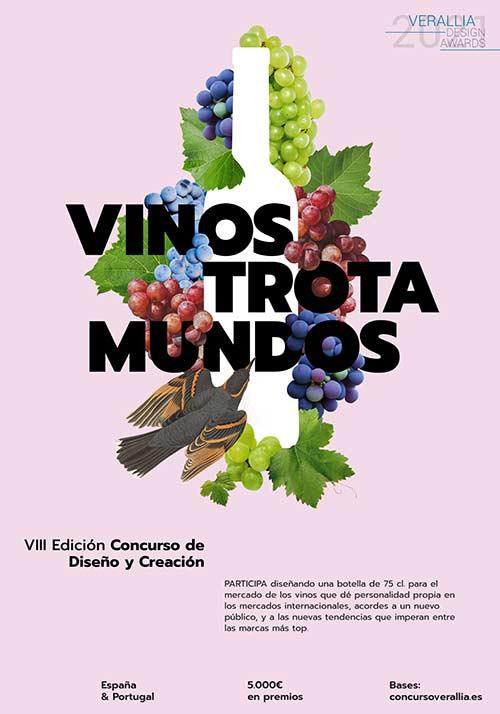 Tecnovino concurso diseño envase para vino Verallia 2021
