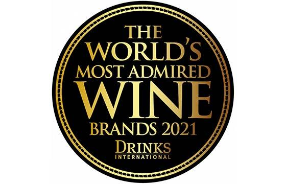 Tecnovino marcas de vino más admiradas 2021 detalle