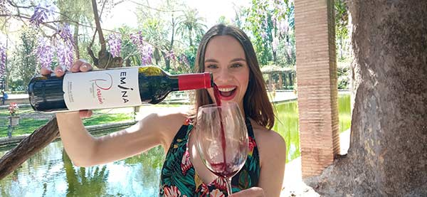 Tecnovino vino Emina Pasion Bodega Emina 2