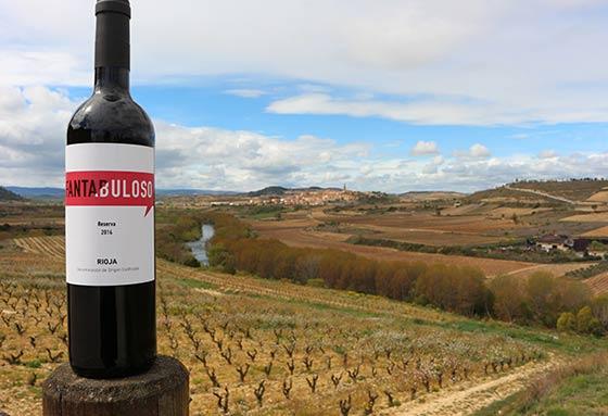 Tecnovino vinos de Bodeboca Fantabuloso