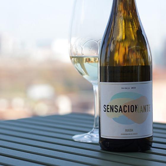 Tecnovino vinos de Bodeboca Sensacionante