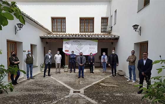 Tecnovino vinos de la variedad airén premios Airén por el mundo