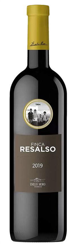 Tecnovino vinos más vendidos de Bodeboca Finca Resalso