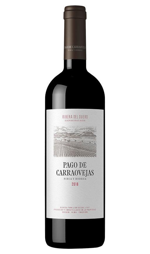 Tecnovino vinos más vendidos de Bodeboca Pago de Carraovejas