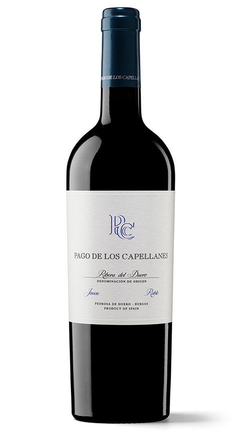 Tecnovino vinos más vendidos de Bodeboca Pago de los Capellanes