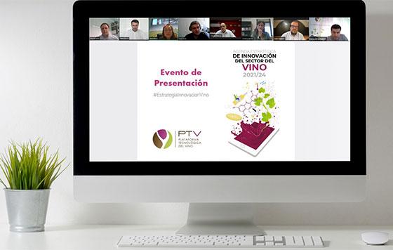 Tecnovino Agenda Estrategica de Innovacion del Sector del Vino PTV