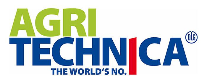 Tecnovino Agritechnica feria logo