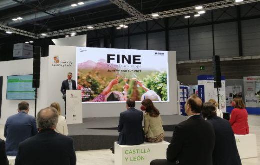 Tecnovino presentación FINE 2021