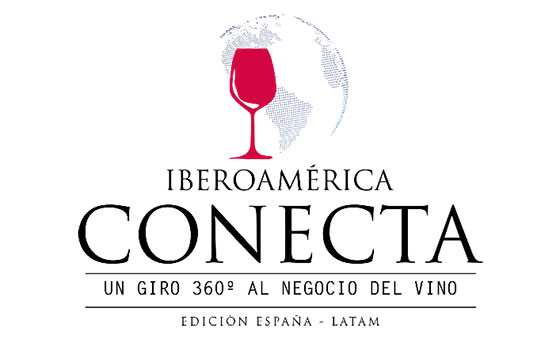 Tecnovino Iberoamerica conecta logo