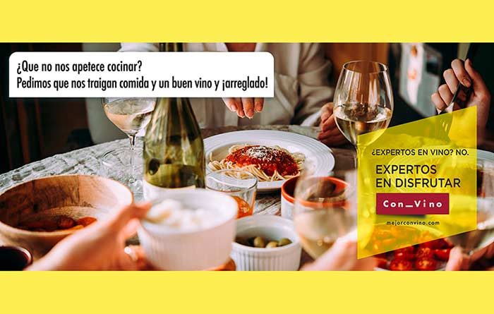 Tecnovino OIVE vino español delivery detalle
