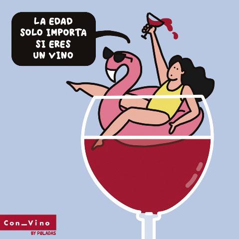 Tecnovino OIVE vino espanol delivery posavasos 2