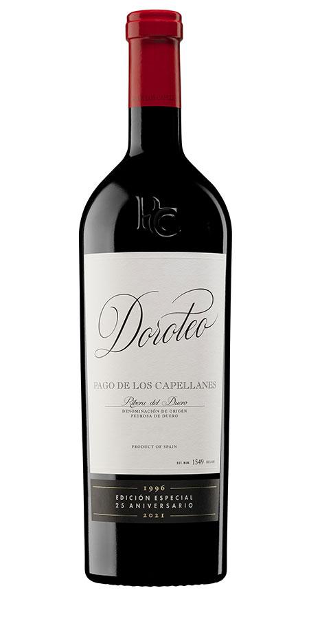 Tecnovino Pago de los Capellanes vino Doroteo botella