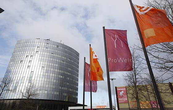 Tecnovino ProWein 2022 Messe Düsseldorf detalle