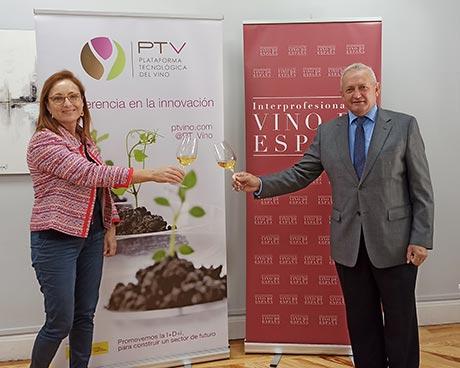 Tecnovino competitividad del sector vitivinícola OIVE PTV