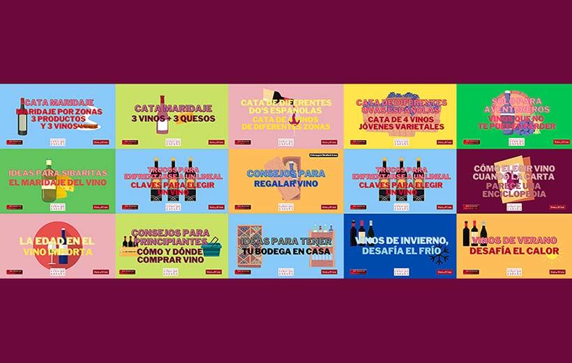 Tecnovino cursos cultura del vino Interprofesional del Vino de España