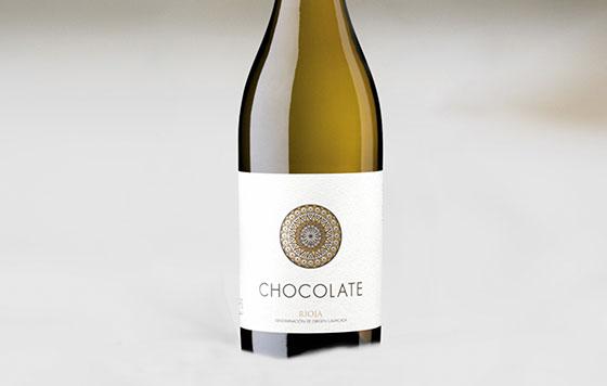 Tecnovino vino Chocolate no 2 Bodegas Orben detalle
