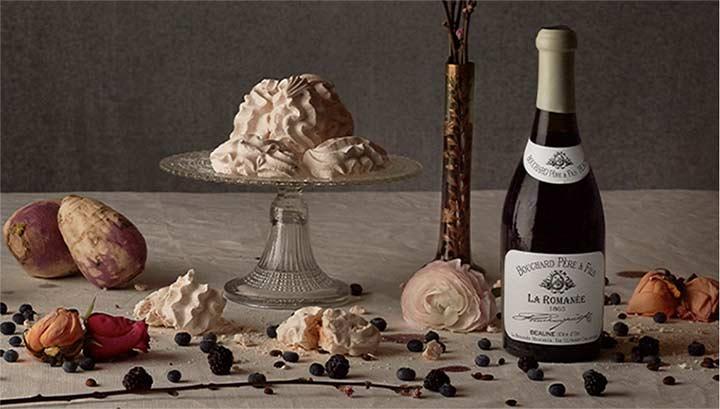 Tecnovino vinos a subasta La Romanee
