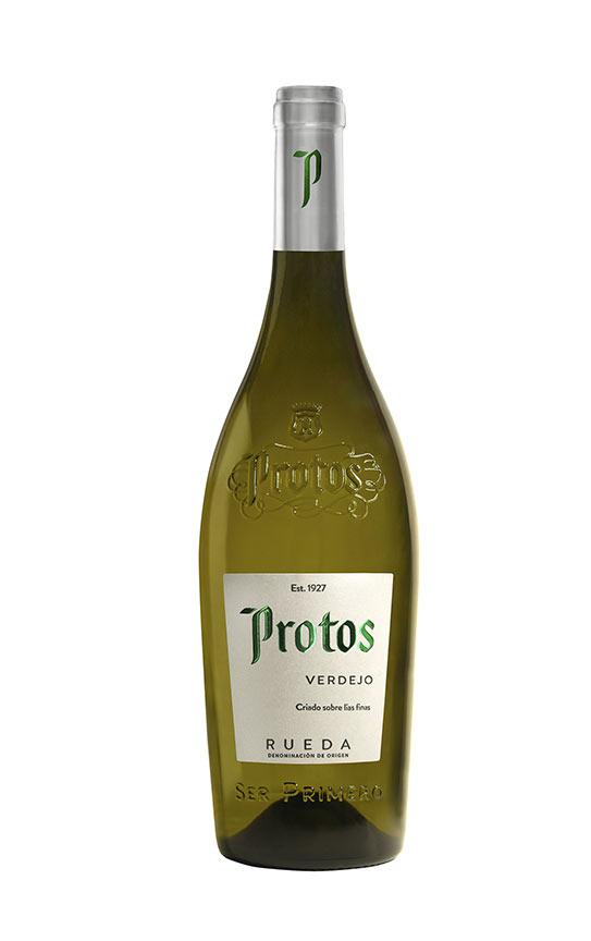 Tecnovino vinos jóvenes Bodegas Protos Verdejo