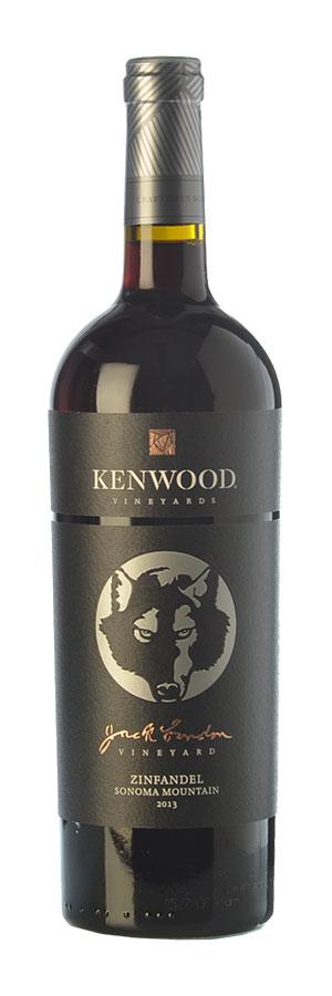 Tecnovino vinos hamburguesas Kenwood Jack London Zinfandel 2014