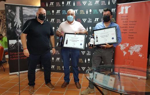 Tecnovino ganadores Concurso de vinos DO Utiel-Requena