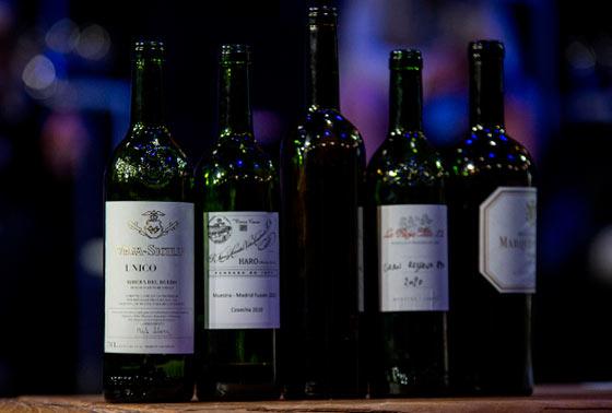 Tecnovino MF The Wine Edition subastas cata Pedro Ballesteros