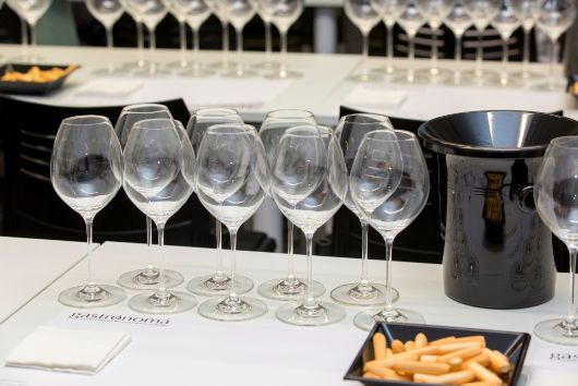 Tecnovino Mediterránea Gastrónoma zona Wine Experience