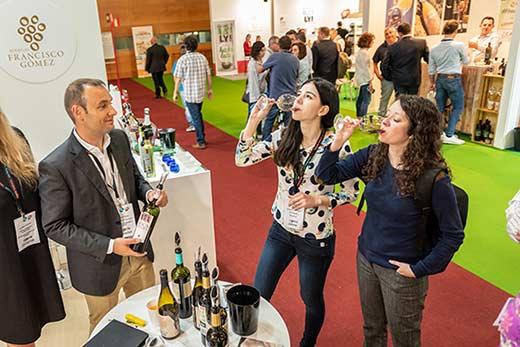 Tecnovino Organic Food Iberia vino