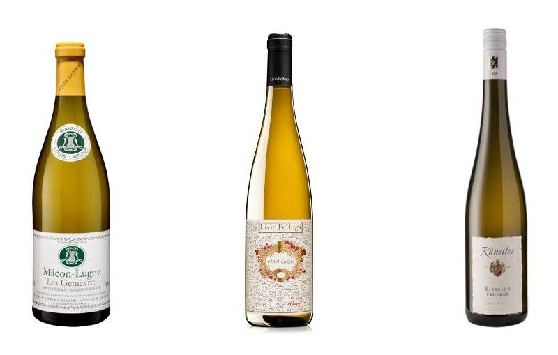 Tecnovino Primeras Marcas vinos blancos Macon Lugny Livio Felluga Rheingau