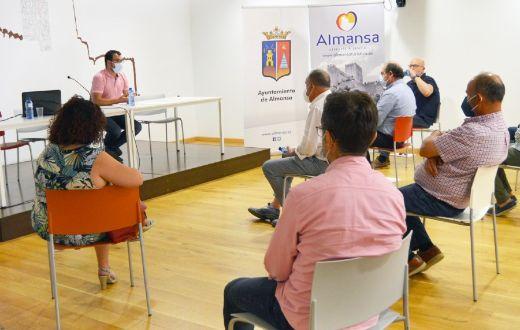 Tecnovino presentación Estudio Viabilidad Ruta del Vino de Almansa