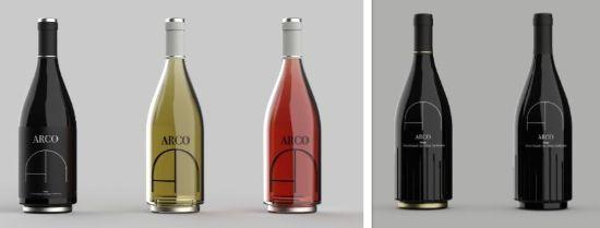 Tecnovino proyecto ARCO primer premio del VIII Concurso de Diseño Verallia