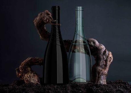 Tecnovino proyecto ARKHÉ segundo premio del VIII Concurso de Diseño Verallia diseños de botellas para vino